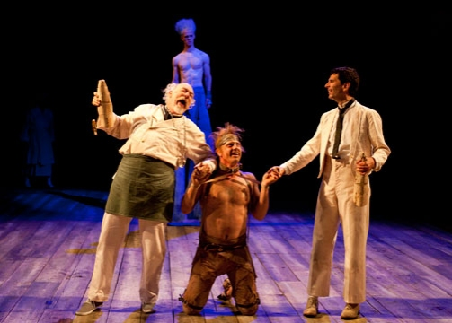 Photo Flash: The Old Globe's THE TEMPEST