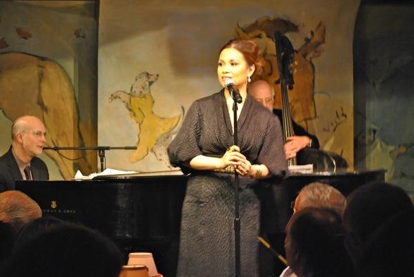 Photo Coverage:  Lea Salonga Returns to Café Carlyle, 6/7-6/25