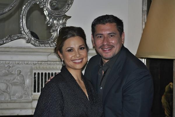 Lea Salonga, Bobby Garcia