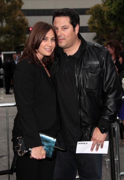 Greg Grunberg & Wife