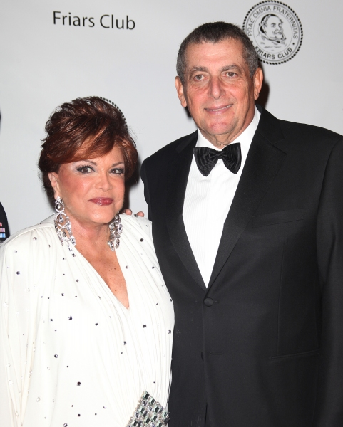 Connie Francis & Leonard A. Wilf attending the 2011 Friars Foundation Applause Award Gala in New York City.