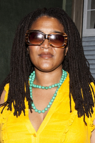 Lynn Nottage at Domingo, Nottage et al. Celebrate Emerging Playwrights at Vineyard