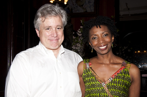 David Thompson & Sharon Washington