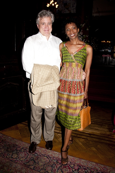 David Thompson & Sharon Washington Photo