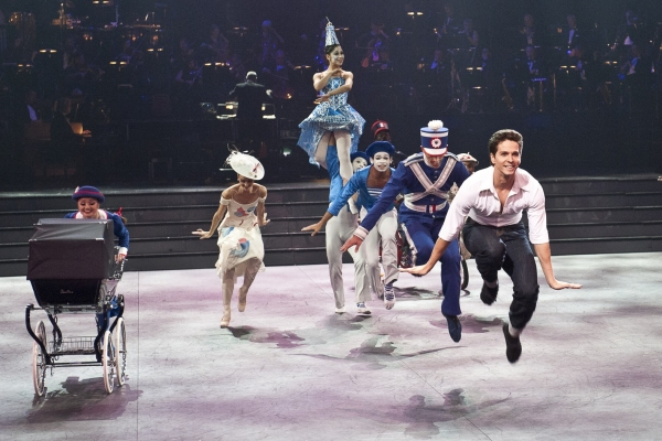 Photo Coverage: English National Ballet Performs 'Strictly Gershwin' at The Royal Albert Hall