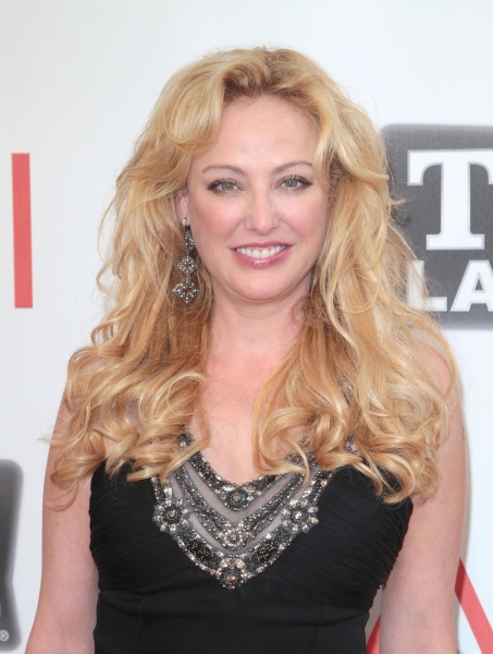 Virginia Madsen in attendance; The AFI Life Achievement Award Honors Morgan Freeman held at the Sony Picture Studios in Culver City, California on June 9th, 2011.  © RD / Orchon / Retna Digital at American Film Institute Honors Morgan Freeman with Lifetime Achievement Prize