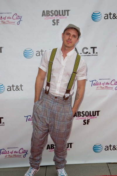 Composer Jake Shears  at ACT's TALES OF THE CITY Celebrates Opening Night!