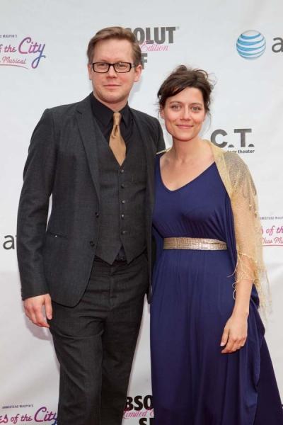 Composer John Garden, Vicky Robinson