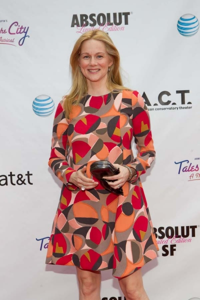 Laura Linney at ACT's TALES OF THE CITY Celebrates Opening Night!