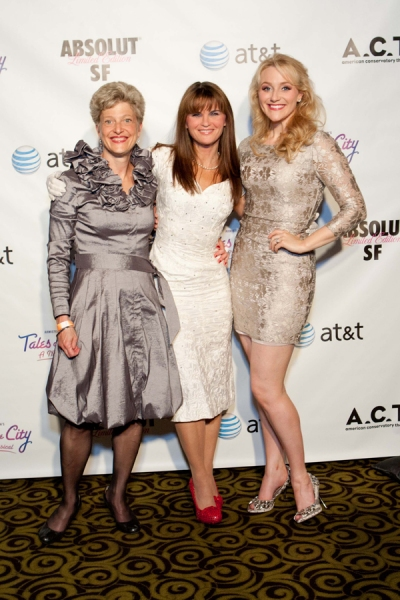 Carey Perloff, Mary Birdsong, Betsy Wolfe