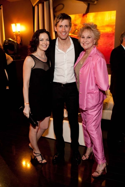 Andrew Samonsky, Michele Oberly, Pamela Myers