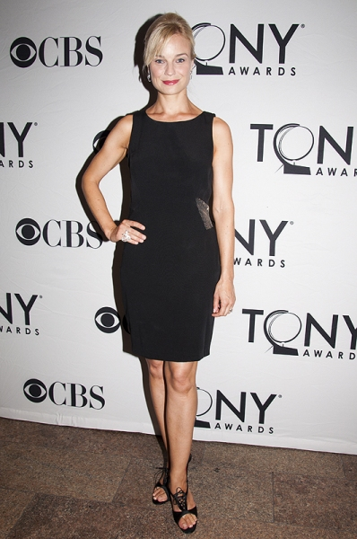 Hannah Yellan at Neil Patrick Harris, Vanessa Redgrave, Judith Light & More at the 2011 Tony Cocktail Party