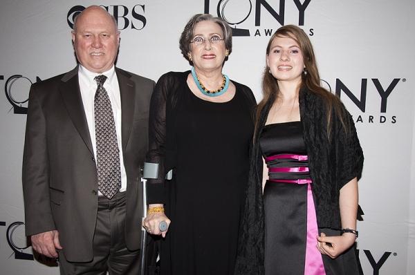 Sharon Jensen & family