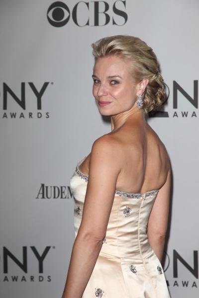 Hannah Yelland attending the  2011 Tony Awards at the Beacon Theatre in New York City © Walter McBride / WM Photography / Retna Ltd