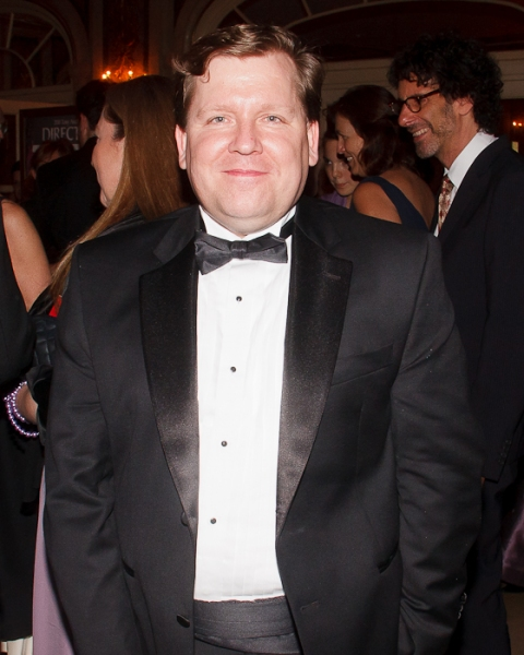David Lindsay-Abaire at 2011 Tony Awards Gala!