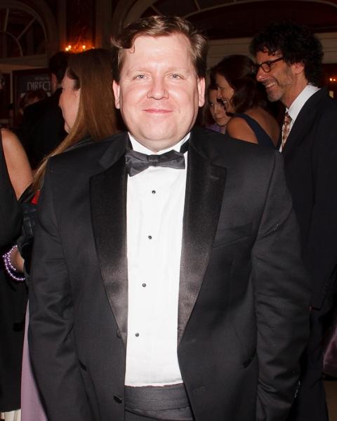 David Lindsay-Abaire at 2011 Tony Awards Gala!