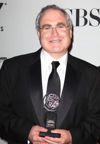 Todd Haimes in the Press Room at The 65th Annual Tony Awards in New York City.  at 2011 Tony Awards Winners - Part One!