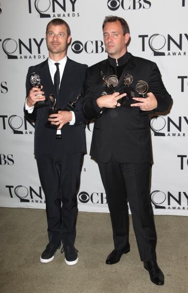 tony award winners  2007