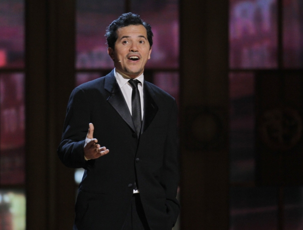 John Leguizamo performs during the American Theatre Wing's 65th annual Tony Awards ceremony in New York, June 12, 2011.