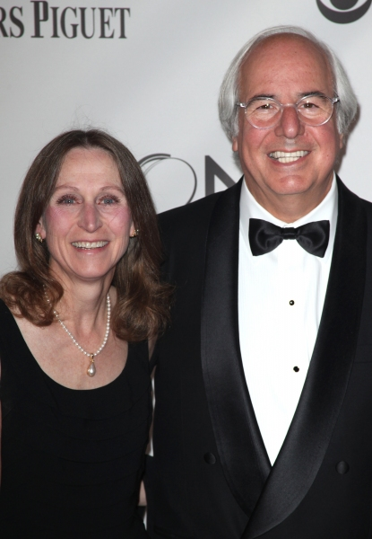Frank Abagnale Jr. attending The 65th Annual Tony Awards in New York City.