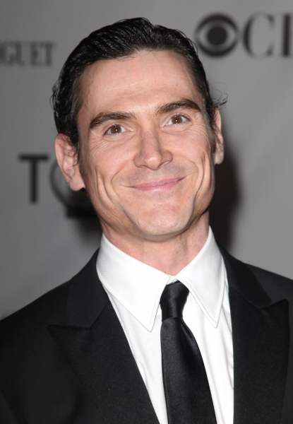 Billy Crudup attending The 65th Annual Tony Awards in New York City.  at 2011 Tony Awards Arrivals Part 1!