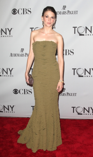 Photo Coverage: 2011 Tony Awards Arrivals Part 1!
