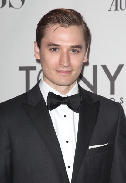 Seth Numerich attending The 65th Annual Tony Awards in New York City.