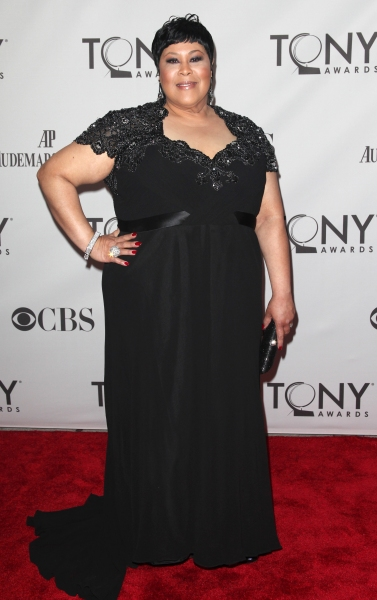 Martha Walsh attending The 65th Annual Tony Awards in New York City.