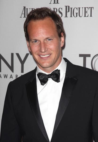 Patrick Wilson attending The 65th Annual Tony Awards in New York City.  at 2011 Tony Awards Arrivals Part 2
