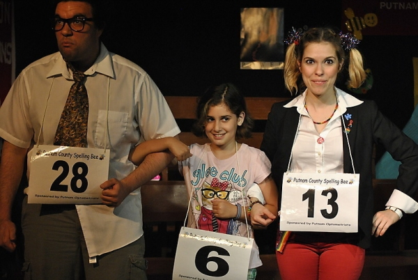 Photo Coverage Exclusive:  Nutley Little Theatre's THE 25TH ANNUAL PUTNAM COUNTY SPELLING BEE