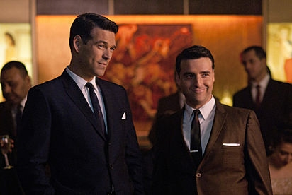 Eddie Cibrian as Nick, David Krumholtz as Billy