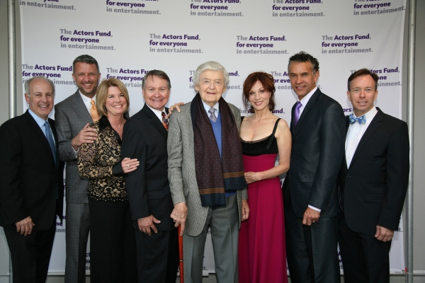 Joe Benincasa, Keith McNutt, Meg Thomas, John Holly, Hal Holbrook, Marilu Henner, Brian Stokes Mitchell and David Rambo