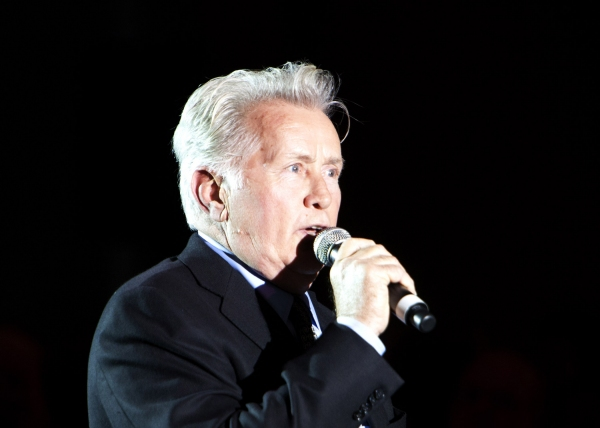 Martin Sheen at Sean Penn, Hal Holbrook, et al. Celebrate Tonys on West Coast