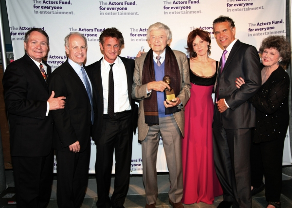 John Holly, Joe Benincasa, Sean Penn, Hal Holbrook, Marilu Henner, Brian Stokes Mitch Photo