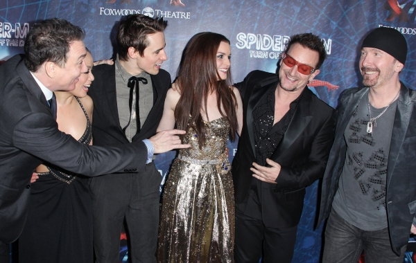 Photo Coverage: SPIDER-MAN: TURN OFF THE DARK Opening Night Party!