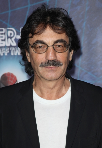 George Tsypin attending the ''Spider-Man Turn off the Dark'' Opening Night After Party  in New York City.