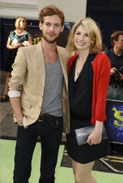 Luke Treadaway and Jodi Whittaker