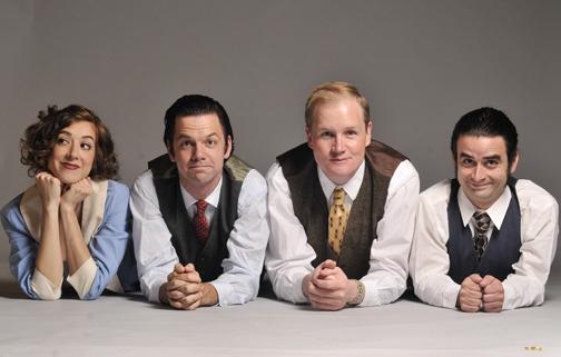 Victoria (Martina Ohlhauser), William Cardew (Brian Villalobos), Frederick Lowndes (Joe Hartman), Lecester Paton (Tony Salinas)
