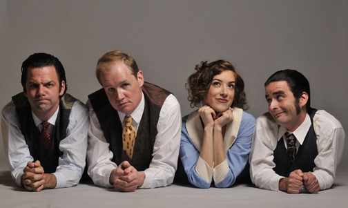 William Cardew (Brian Villalobos), Frederick Lowndes (Joe Hartman), Victoria (Martina Ohlhauser), Lecester Paton (Tony Salinas)