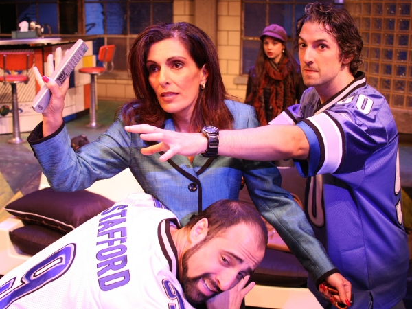 Photos: Purple Rose Theatre Com Premieres CONSIDER THE OYSTER
