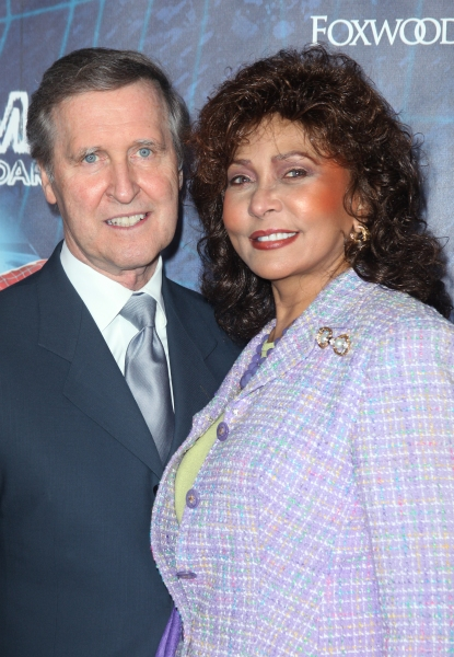 Secretary William Cohen and Janet Langhart Cohen attending the Opening Night Performance of 'Spider-Man Turn Off The Dark' at the Foxwoods Theatre in New York City.