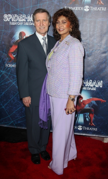 Photo Coverage: SPIDER-MAN Starry Arrivals - Part 1