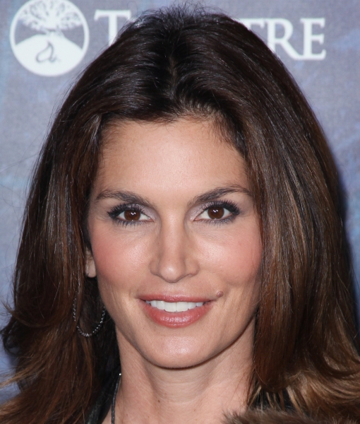 Cindy Crawford attending the Opening Night Performance of 'Spider-Man Turn Off The Da Photo