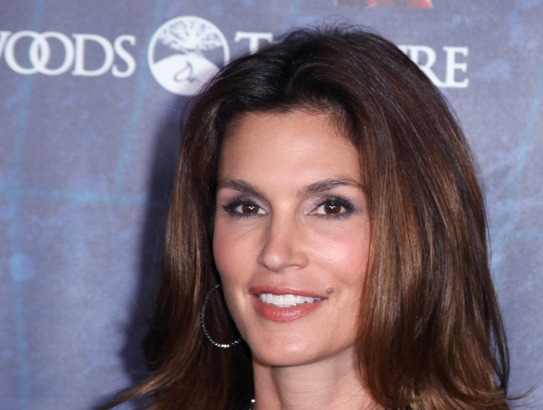 Cindy Crawford attending the Opening Night Performance of 'Spider-Man Turn Off The Dark' at the Foxwoods Theatre in New York City.