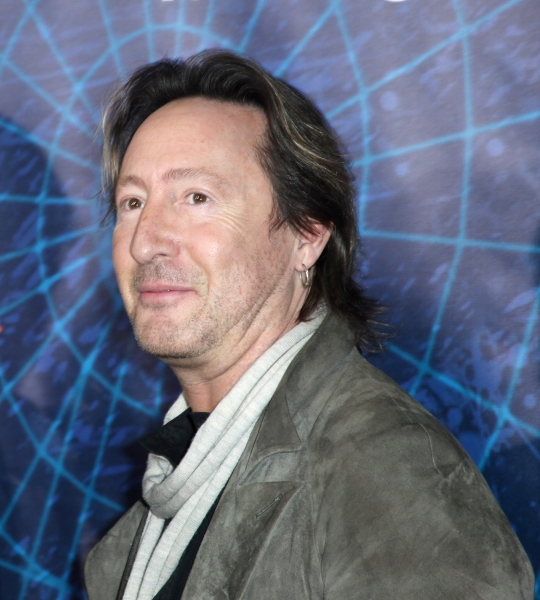 Julian lennon attending the Opening Night Performance of 'Spider-Man Turn Off The Dark' at the Foxwoods Theatre in New York City.