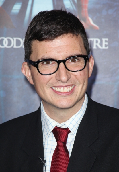 Roberto Aguirre-Sacasa attending the Opening Night Performance of 'Spider-Man Turn Off The Dark' at the Foxwoods Theatre in New York City.
