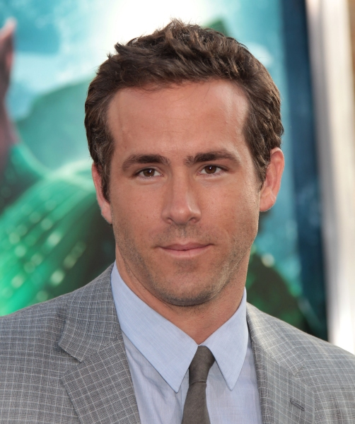 Ryan Reynolds at THE GREEN LANTERN Premieres in LA