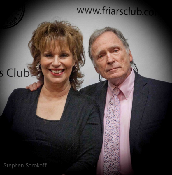 Photo Coverage: JOY BEHAR & DICK CAVETT Play The Friars Club