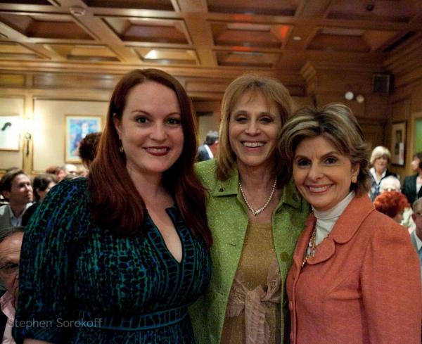 Friar, Dr. Judy Kuriansky, Gloria Allred