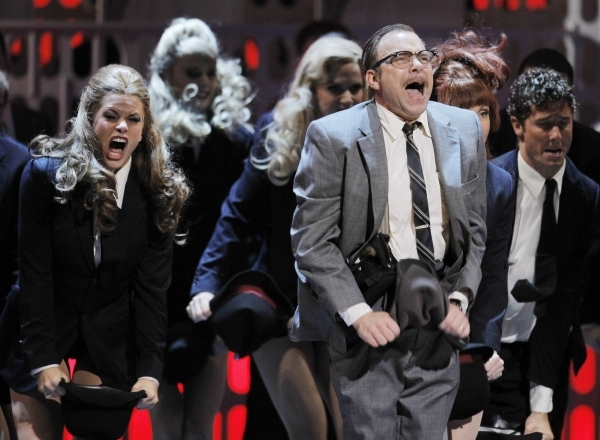 THIS WEEK IN PICTURES: Tonys Edition! June 12-17
